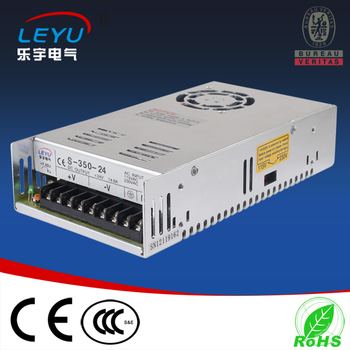 CE approved 350W 12V dc power supply fast delivery 12V 30A PSU 3D printer power supply made in China